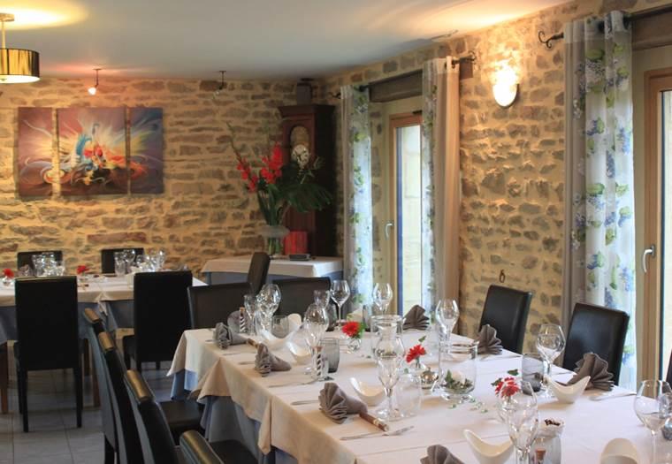 Restaurant LHortensia Theix Noyalo Presqule De