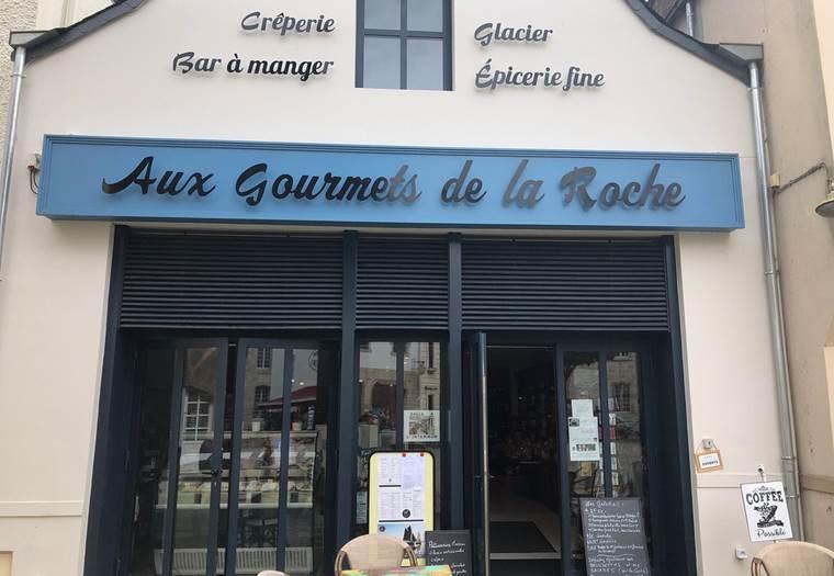 facade des gourmets ©