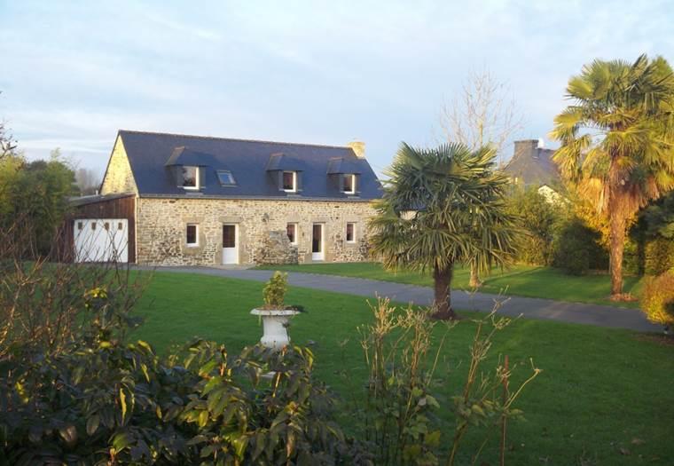 Gîte n°56G176 – BIGNAN – Morbihan Bretagne Sud © GITES DE France 56