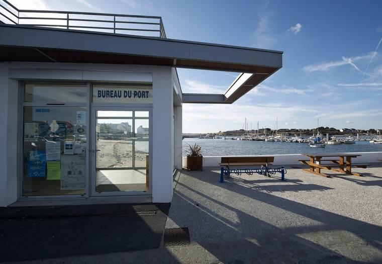 Port-Plaisance-Gavres-Groix-Lorient-Morbihan-Bretagne-Sud © Yvan Zedda