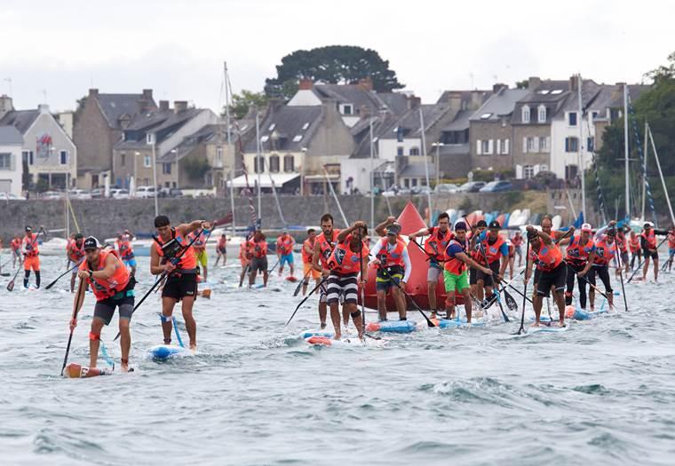 Morbihan-Paddle-Trophy-Arzon-Morbihan-Bretagne Sud © Morbihan Paddle Trophy