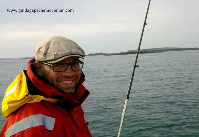 Guide de pêche - Pierre-Yves Perrodo ©