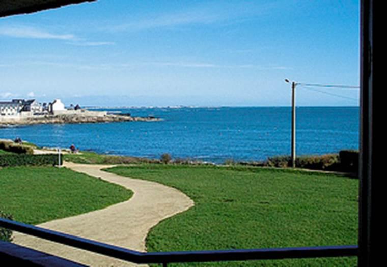 location-appartement-Ploemeur-Lorient-Morbihan-Bretagne-sud-2personnes © CLB