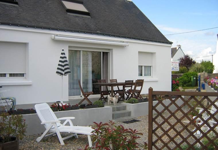 Clévacances - Meublé 56MS2495 - Erdeven - Morbihan Bretagne Sud © CléVacances 56