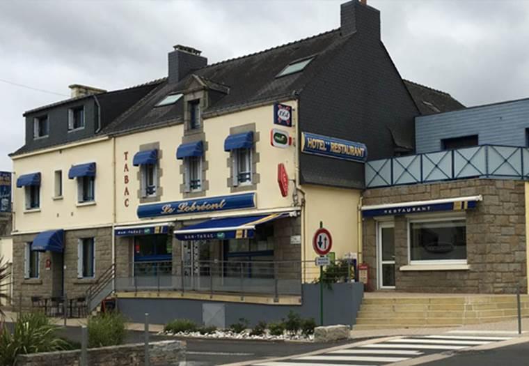 Hôtel-Restaurant-Le-Lobréont-Surzur-Golfe-du-Morbihan-Bretagne sud © Le Lobréont