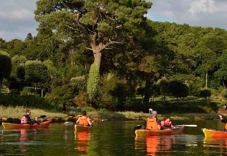 RANDO GITE ET CONTRE GITE 2 © balade143-Ronan-Gladu-riviere du Bono terre plein