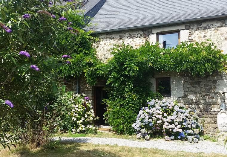 Les Floralis - meublé à la grée st laurent - Morbihan ©