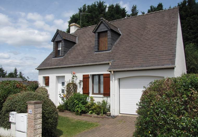 maison 5 personnes - Gestel - Groix - Lorient - Morbihan - Bretagne Sud © Bosser