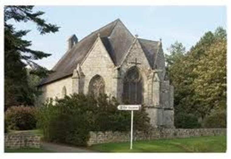 chapelle sainte suzanne ©