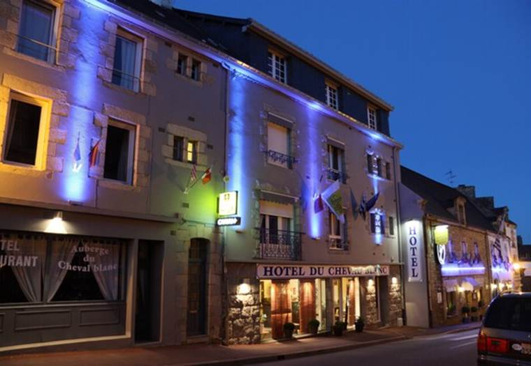 Auberge du Cheval Blanc Morbihan-Bretagne-sud © Auberge du Cheval Blanc