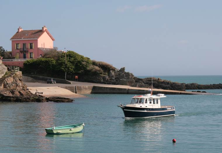 Passion-Mer-Moelan-Sur-Mer-Groix-Lorient-Morbihan-Bretagne-Sud © Passion Mer