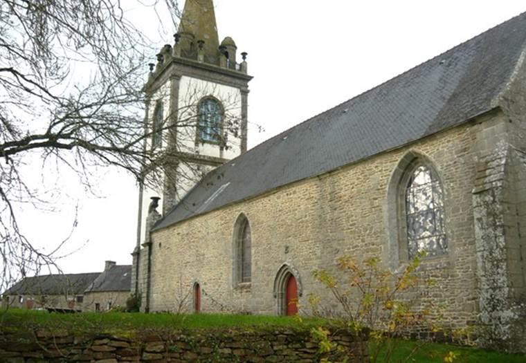 Chapelle-Notre-Dame-Crenenan-Pays-Roi-Morvan-Morbihan-Bretagne-Sud © OTPRM