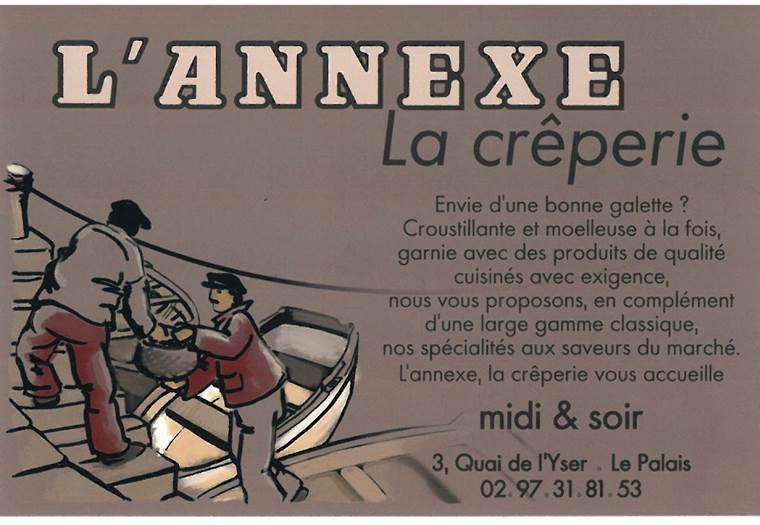 Crêperie L'Annexe ©