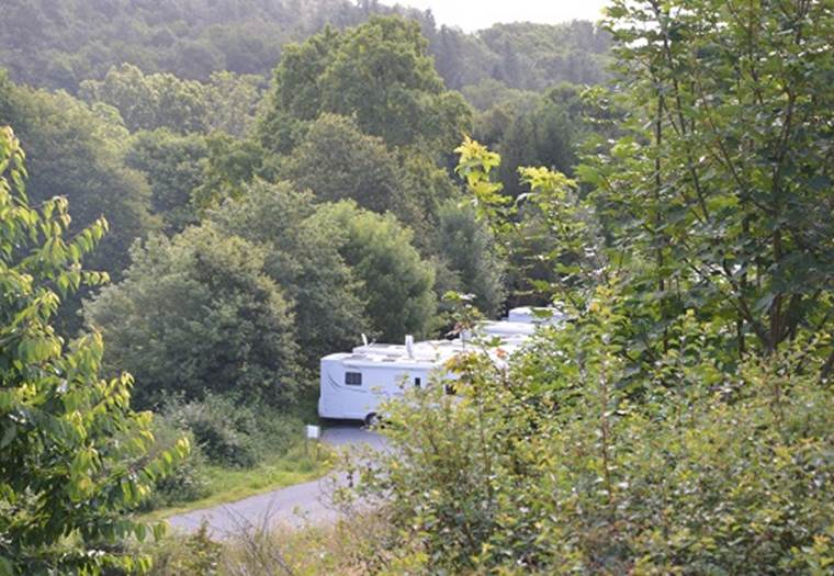Aire stationnement camping-cars Rochefort-en-Terre ©