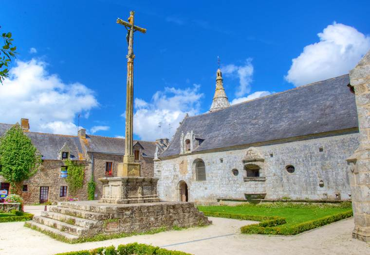 Le-Guerno-Morbihan-Bretagne-Sud © A Dréan