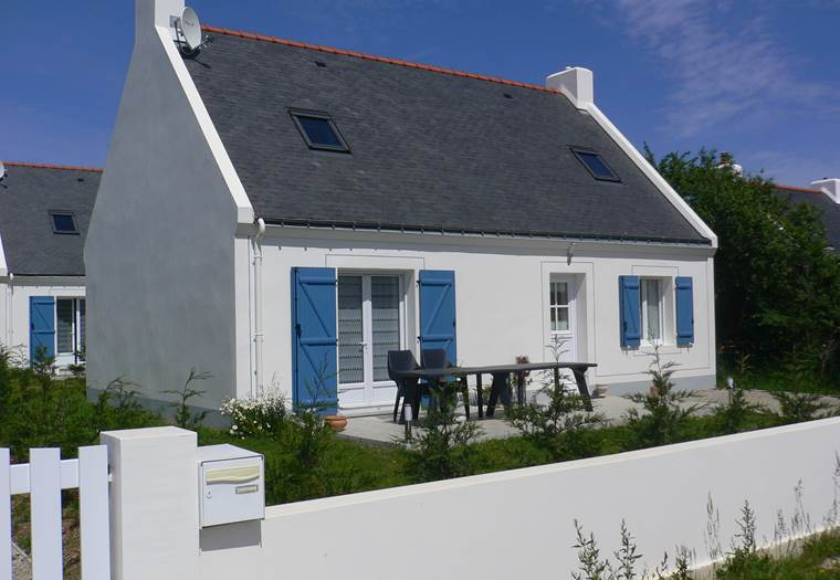 Bretagne sud - Morbihan - Belle ile en mer - vacances bord de mer - Location meublée - Locmaria - Grand Cosquet - Belle ile immobilier ©