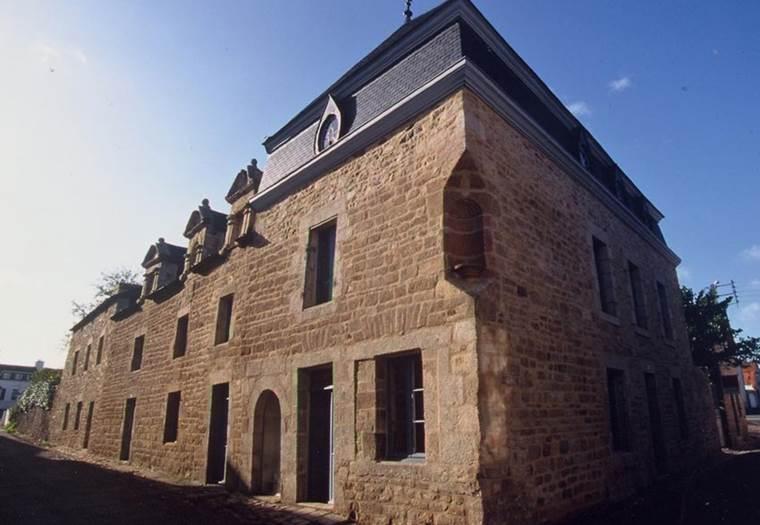 cour-metiers-art-pont-scorff-Groix-Lorient-morbihan-bretagne-sud © La Cour des métiers d'art
