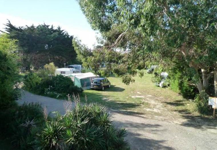 Camping-Le-Grand-Guitton-Saint-Gildas-de-Rhuys-Golfe-du-Morbihan-Bretagne sud © Camping Le Grand Guitton