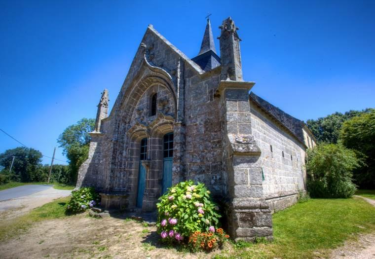morbihan-bretagne-sud-monument-chapelle-brouel-ambon ©