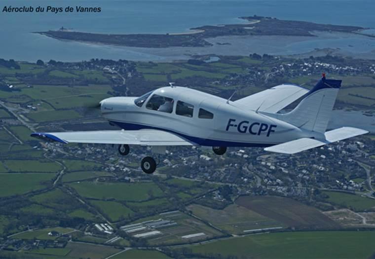 Aeroclub-Pays-Vannetais-Vannes-Morbihan-Bretagne-Sud ©