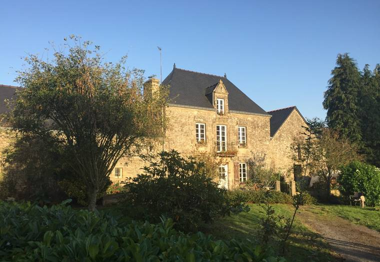LA MAISON DE JOCELYNE - Gîte à Malansac - Morbihan - Bretagne Sud © BERNIER