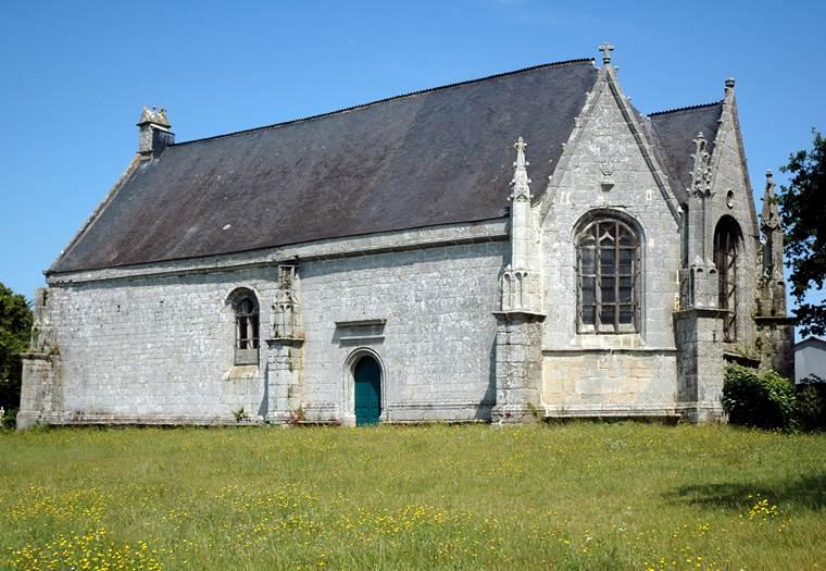 Chapelle Notre-Dame de Bon-Secours - Morbihan - Bretagne Sud © Office de Tourisme