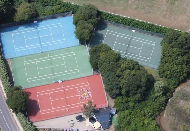 Tennis Kerdual - La Trinite sur Mer - Morbihan Bretagne Sud © Tennis Kerdual