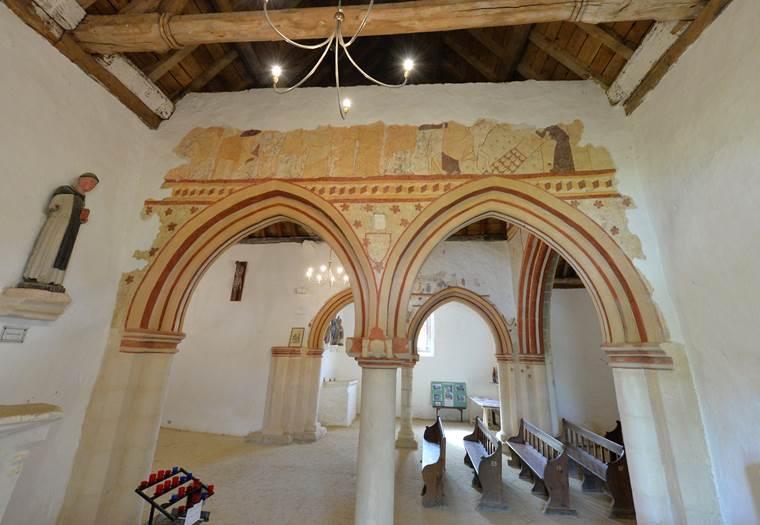Chapelle Notre-Dame de Locmaria ©