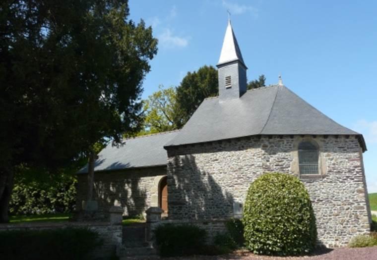 La chapellle Sainte-Anne de Beuves ©