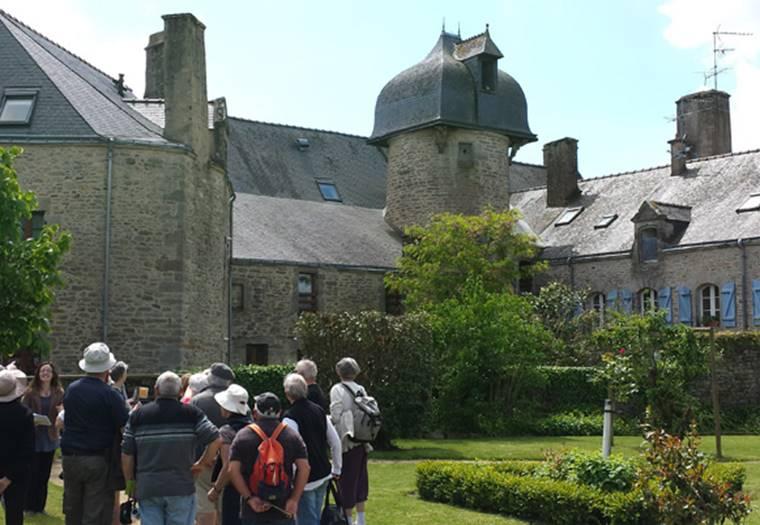 Visite guidée de Questembert - Morbihan - Bretagne Sud © RenT Tourisme