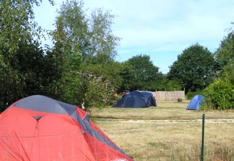 Camping de Locmaria Landévant © otac
