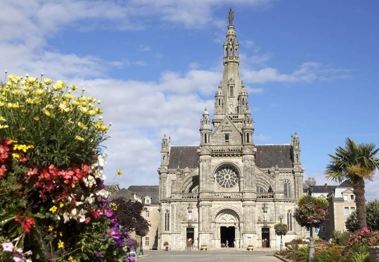 Basilique de Sainte Anne d'Auray  © Marc Schaffner