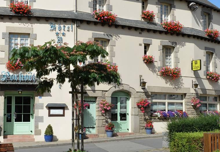 Hôtel-Au-Relais-du-Porhoet-Morbihan-Bretagne-Sud © Hôtel-Au-Relais-du-Porhoet