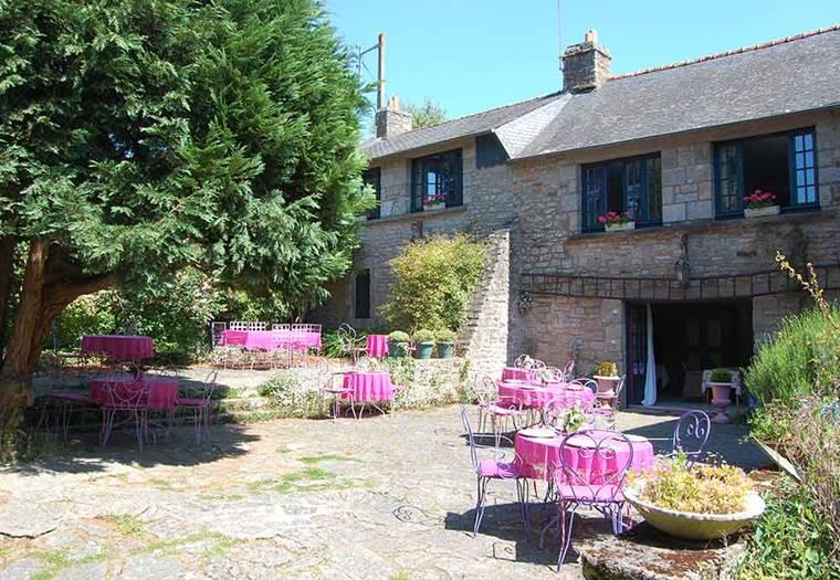 Restaurant-Asphodèle-Ile aux Moines-Golfe-du-Morbihan-Bretagne sud © Asphodèle