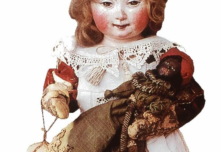 Musée de poupées Josselin Morbihan Bretagne Sud © Musée de poupées
