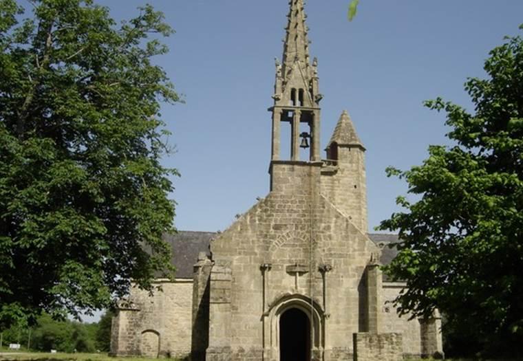Chapelle-SaintNicolas-Priziac-Pays-Roi-Morvan-Morbihan-Bretagne-Sud © OTPRM