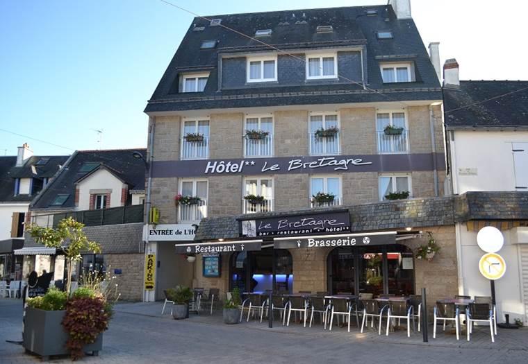 Hotel Le Bretagne-St Pierre Quiberon-Morbihan-Bretagne-sud © Hotel Le Bretagne