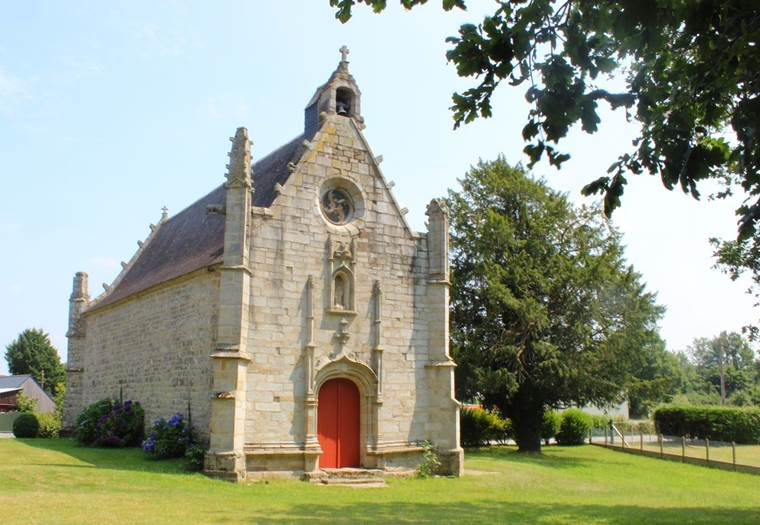morbihan-bretagne-sud-monument-chapelle-sainte-anne-saint-dolay ©