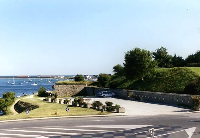 location vacances - appartement - Port-Louis - Lorient - Groix - Morbihan Bretagne sud - 2/4 personnes © Larcher Pascale