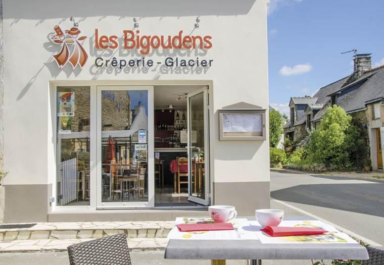 Crêperie-Glacier-Les-Bigoudens-Penvins-Sarzeau-Presqu'île-de-Rhuys-Golfe-du-Morbihan-Bretagne sud © Les Bigoudens