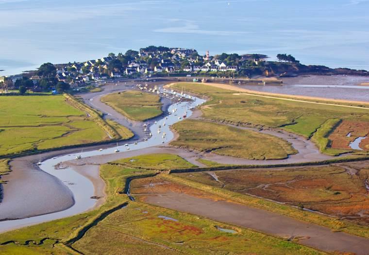 Pointe-de-Pen Lan-Billiers-Morbihan-Bretagne-Sud © Pointe-de-Pen Lan-Billiers