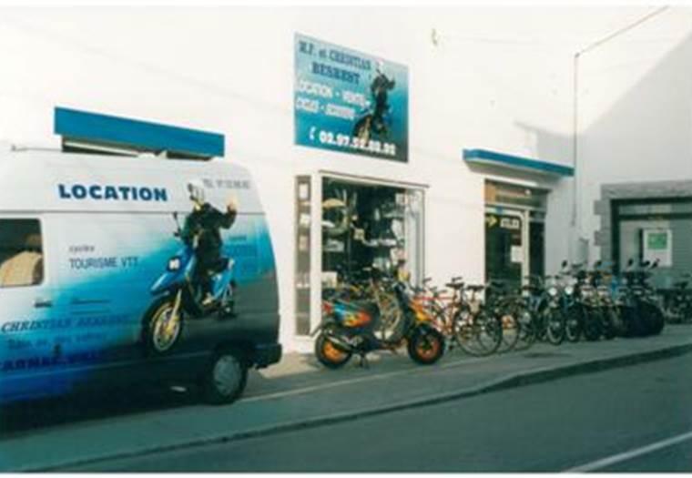 location de cycles-Carnac-Morbihan-Bretagne-Sud © MBK Besrest Christian