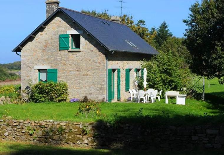 location-maison-Gestel-Lorient-Morbihan-Bretagne-Sud-4personnes-France © Domaine du Lain (N°2)