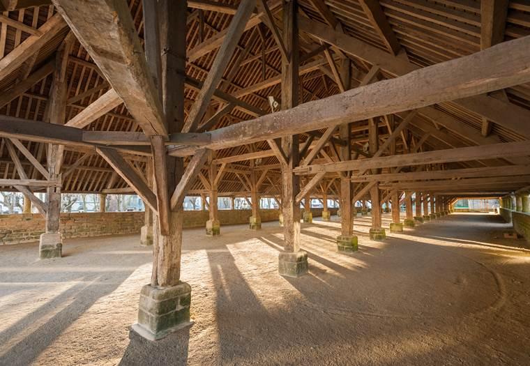 Halles-Le-Faouet-pays-du-roi-Morvan-Morbihan-Bretagne-Sud © Emmanuel Berthier