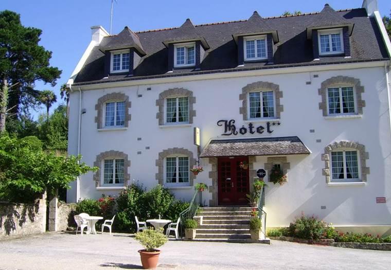 hotel-Le-Fer-A-Cheval-pont-scorff-Groix-Lorient-Morbihan-Bretagne-Sud © Hôtel Le Fer à Cheval