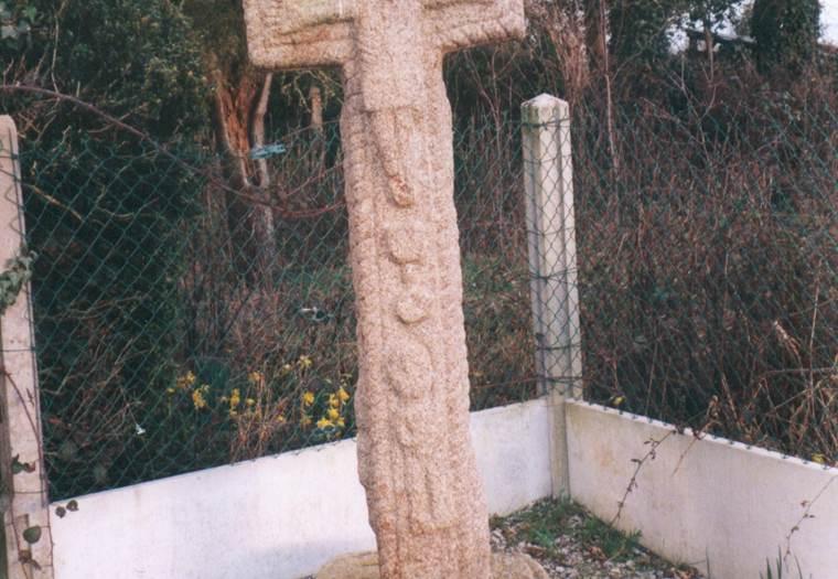 Croix de la Bouesnardière © SI Porhoët