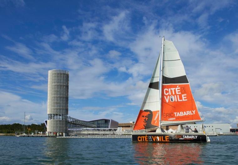 OT Lorient Bretagne Sud  © cité de la voile Eric Tabary